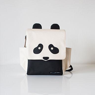 Petunia Pickle Bottom Mini Me Critter Pack - Panda