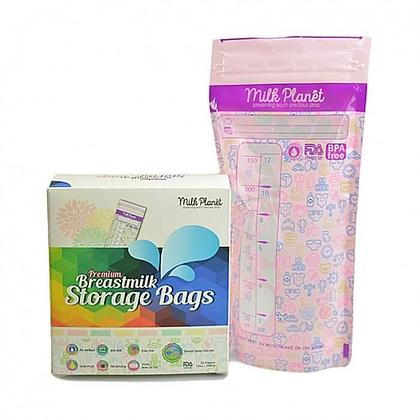 Milk Planet Premium Breastmilk Storage Bags 12oz x 25pcs