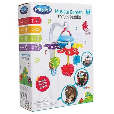 Playgro Musical Garden Travel Mobile