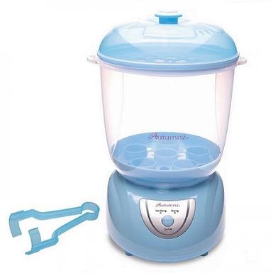 Autumnz 2-in-1 Electric Steriliser & Food Steamer