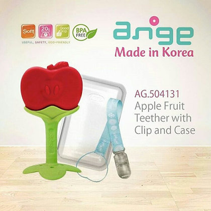 Ange Baby Apple Teether with Case