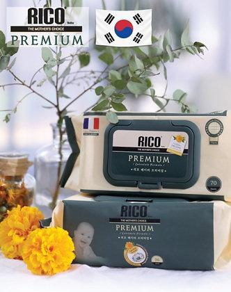 RICO Premium Wet Wipes – Premium 75gsm
