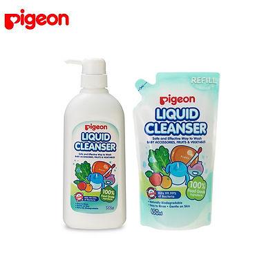 Pigeon 100% Food Grade Liquid Cleanser