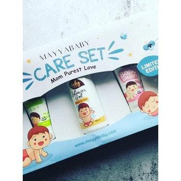 Mayyababy Care Set