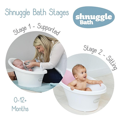 The Shnuggle Bath Tub