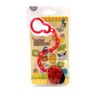 Bee Son Soother Safety Chain