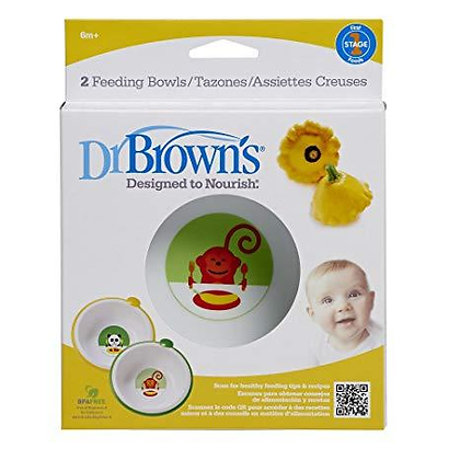 Dr Browns Bowl x 2