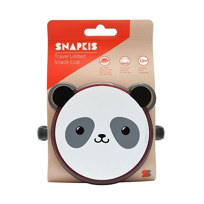 Snapkis Lidded Snack Cup