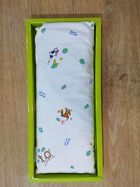 Bumble Bee Organic Pacifying Pillow (Knit Cotton)
