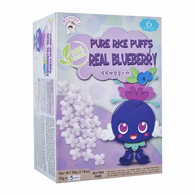 MommyJ Pure Rice Puff