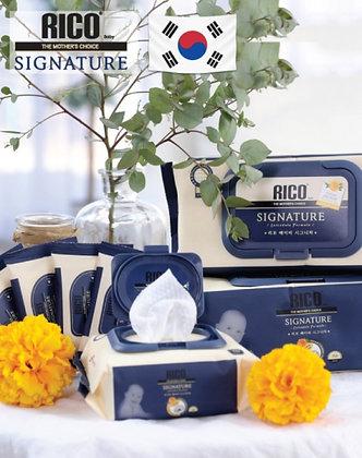 RICO Premium Wet Wipes – Signature 65gsm