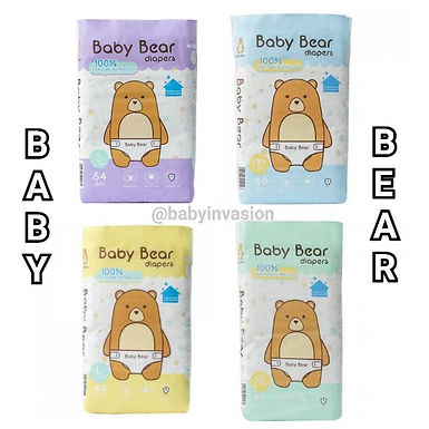 Baby Bear Diapers