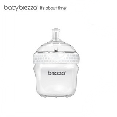 Babybrezza Anti-Colic 5oz Baby Bottle - 0m+