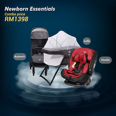 Koopers New Born Essential Combo Package