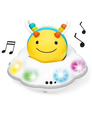Skip Hop Follow-Bee Crawl Toy