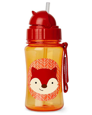 Skip Hop Straw Bottle 350ml