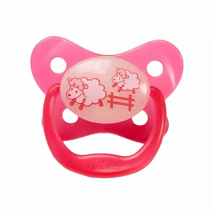 Dr Browns PreVent Orthodontic Soother (Glow in the dark)