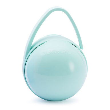Suavinex Duo Soother Case (Light Green)
