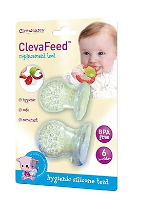 Clevamama ClevaFeed Replacement Teat