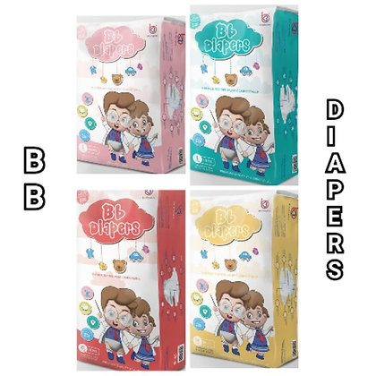 BB Diapers