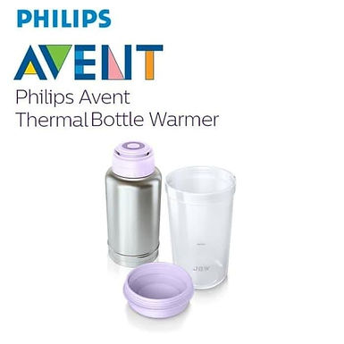 Avent Thermal Bottle Warmer On-the-go