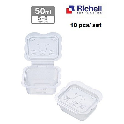 Richell Baby Food Containers