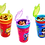 Thumbnail: Nuby Snack N' Sip 2-in-1 Drink Cup with Straw