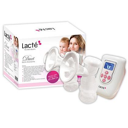 Lacte Duet Double Electric Breast Pump