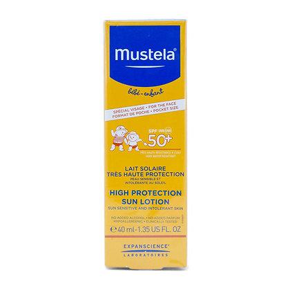 Mustela very High Protection Sun Lotion (40ml) SPF 50+