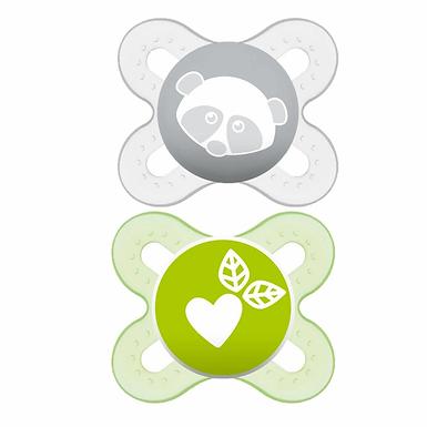 MAM Start Newborn Pacifier (0-2 Months) - Twin
