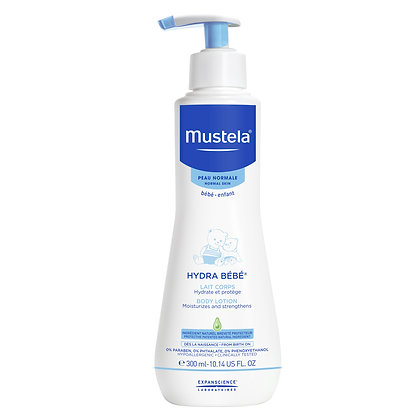 Mustela Body Lotion Moisturizes and strengthens