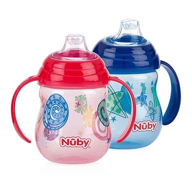Nuby No Spill Grip N' Sip Cup - 9oz/270ml