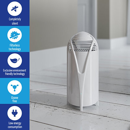 Airfree T Air Purifier KILL Bacteria , Viruses & Mould
