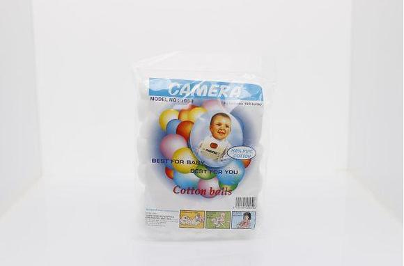Camera Baby Cotton Balls 100pcs