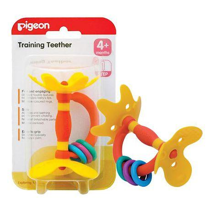 Pigeon Training Teether