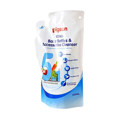 Pigeon Baby Bottles & Accessories Cleanser Refill