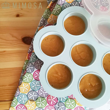 Mimosa Silicone Baby Food Freezer Tray