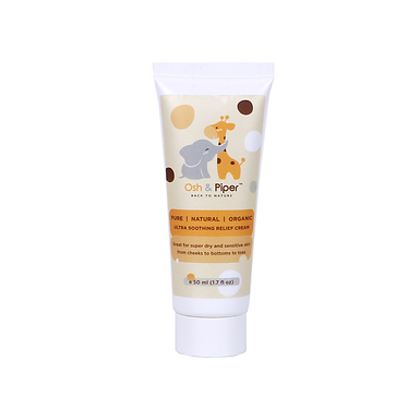 Osh & Piper Ultra Soothing Relief Cream