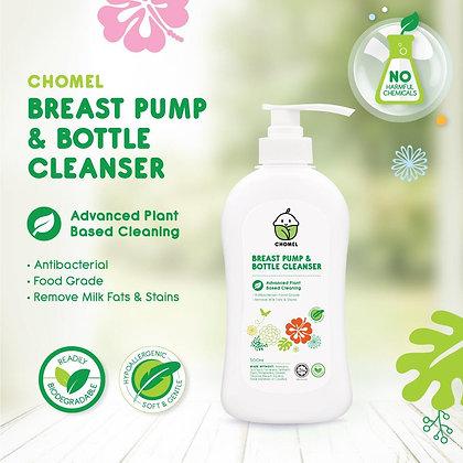 CHOMEL Breast Pump & Bottle Cleanser 500ML