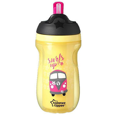 Tommee Tippee Insulated Straw Cup 260ml