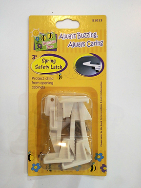 Bumble Bee Spring Safety Latch