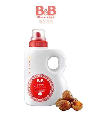 B&B Baby Laundry Detergent 1500ml