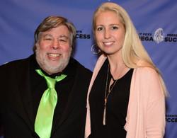 Steve Wozniak & Emi Golding