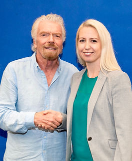 Sir Richard Branson and Emi Golding.jpg