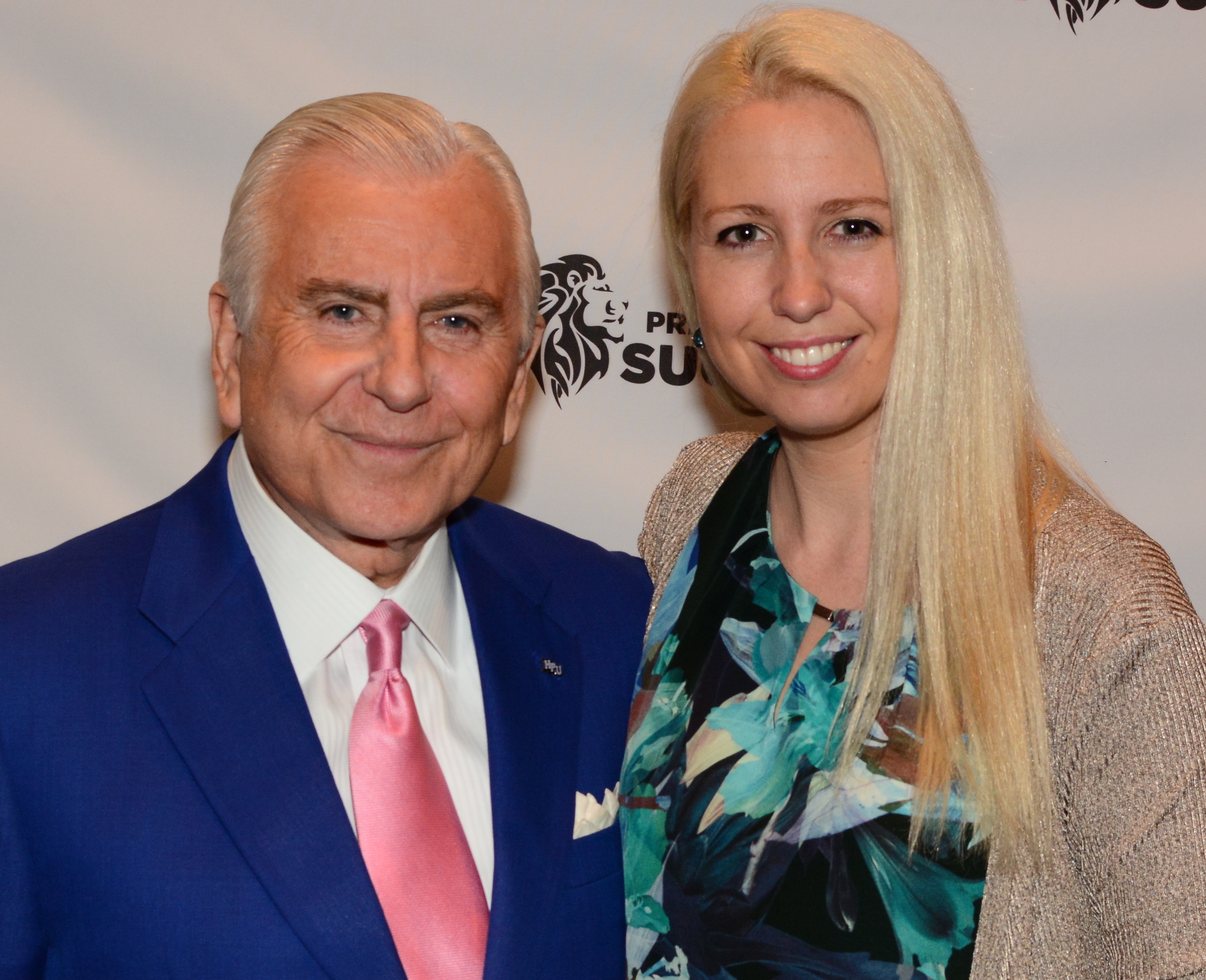 Nido Qubein and Emi Golding 2