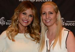 Emi Golding & Christie Brinkley 2