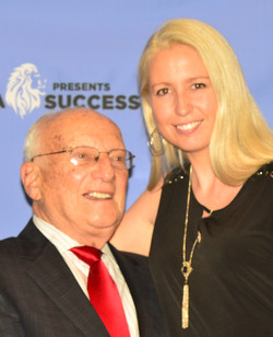 George Ross and Emi Golding