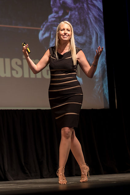 Emi Golding - Consultant, Professional Speaker, Psychologist, Author