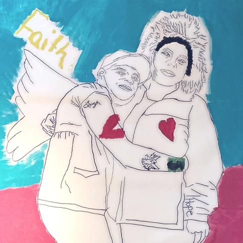 Embodiment + Community Based Art Education
