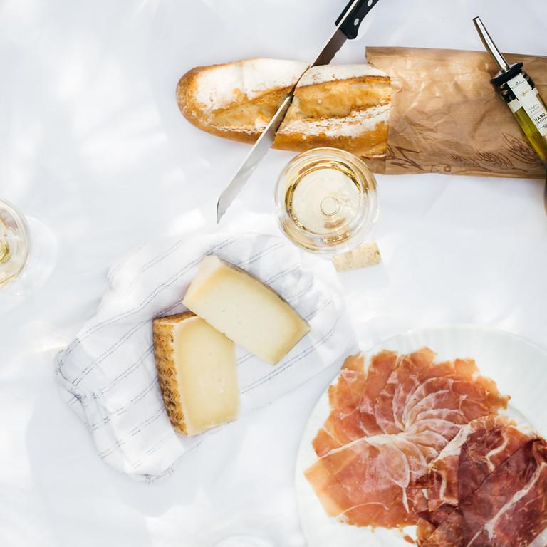SAMPLE - Gourmet Cheese Tasting